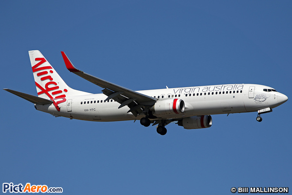 Boeing 737-81D/WL (Virgin Australia)