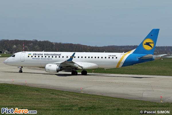Embraer ERJ-190-100LR 190LR  (Ukraine International Airlines)