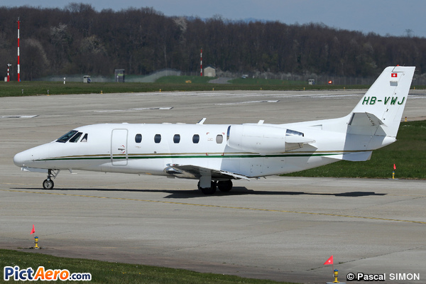 Cessna 560XL Citation Excel (TAG Aviation)