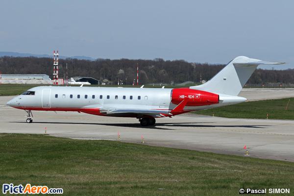 Bombardier BD-700-1A10 Global 6000 (Albinati Aeronautics)