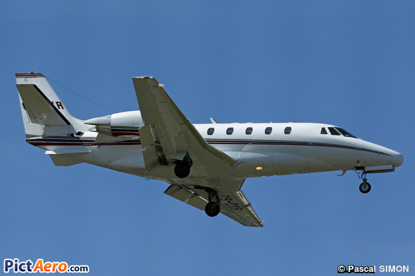 Cessna 560XL Citation XLS (NetJets Europe)