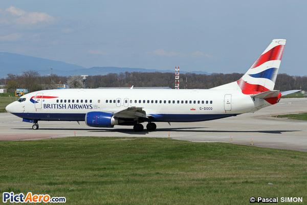 Boeing 737-436 (British Airways)