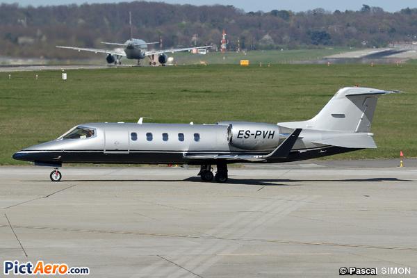 Learjet 31A (United Avia)