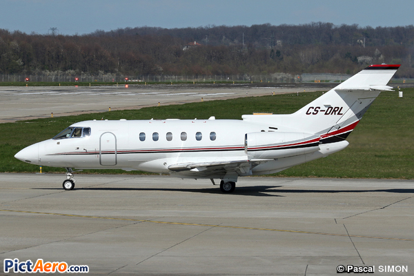 Raytheon Hawker 800XP (NetJets Europe)