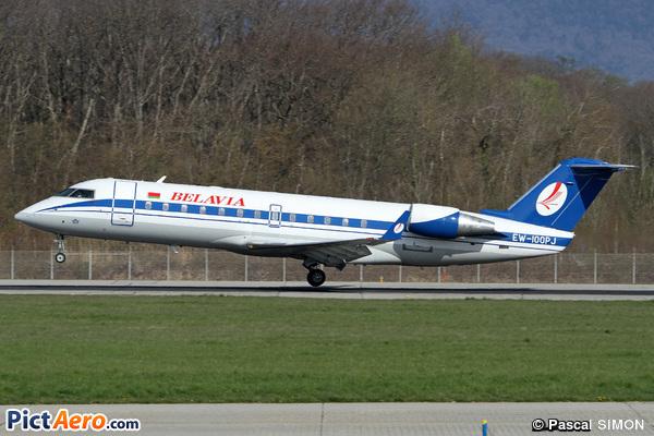 Bombardier CRJ-100ER (Belavia Belarusian Airlines)