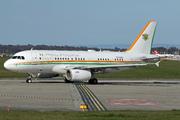 Airbus A319-133X/CJ (TU-VAS)