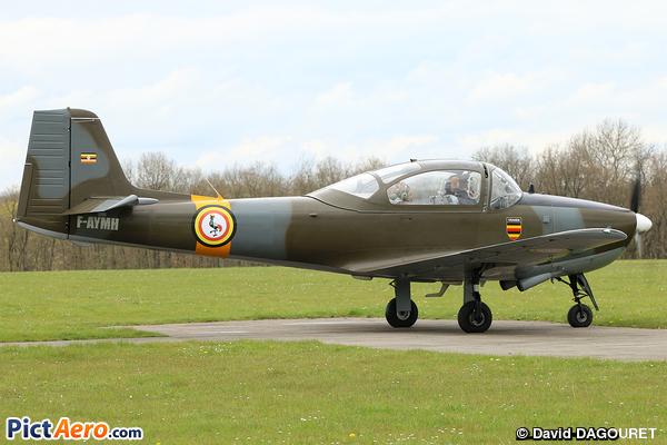 Focke Wulf FWP-149D (Privé)