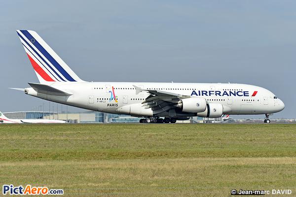 Airbus A380-861 (Air France )