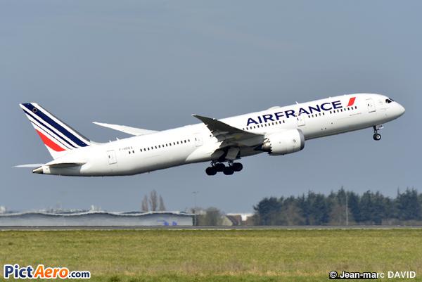Boeing 787-9 Dreamliner (Air France )