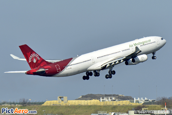 Airbus A340-313X (Air Madagascar)