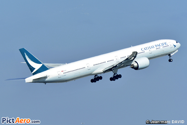 Boeing 777-367/ER (Cathay Pacific Airways)