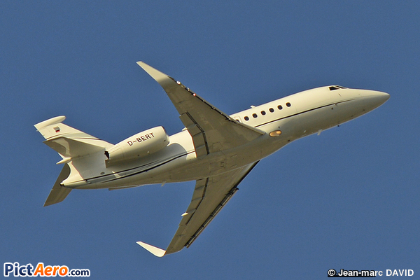 Dassault Falcon 2000LX (Privé)
