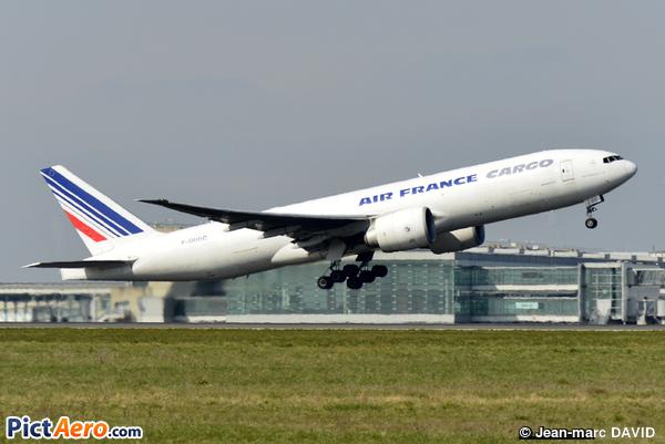 Boeing 777-F28 (Air France Cargo)