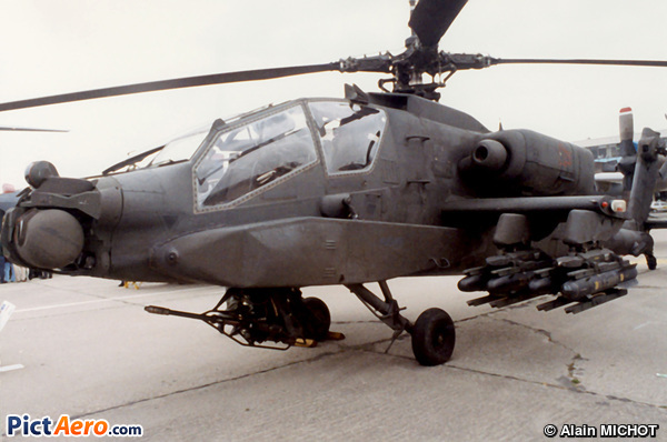 AH-64A (United States - US Army)