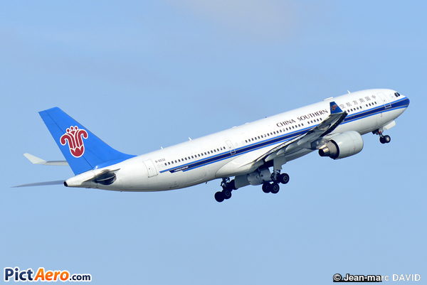 Airbus A330-223 (China Southern Airlines)