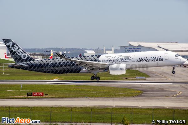 Airbus A350-941 (Airbus Industrie)