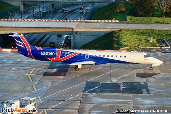 Embraer ERJ-145MP (Eastern Airways)