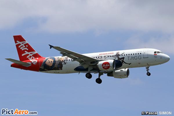 Airbus A320-214 (Indonesia AirAsia)