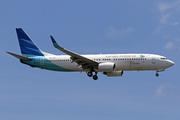 Boeing 737-8U3/WL (PK-GMO)