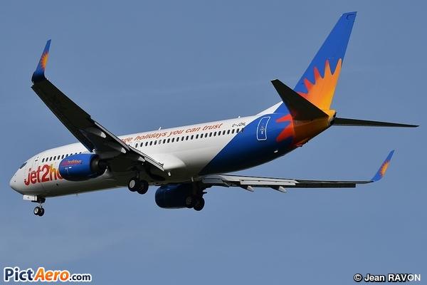 Boeing 737-8MG (Jet2.com)