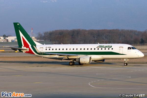 Embraer ERJ-175STD (Alitalia Cityliner)