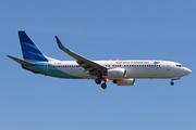 Boeing 737-8U3/WL (PK-GMG)