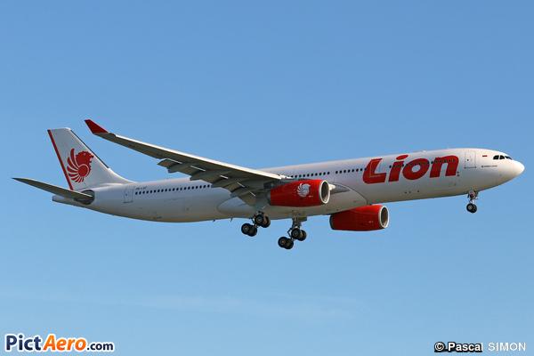 Airbus A330-343 (Lion Air)
