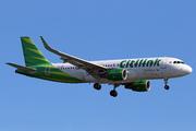 Airbus A320-214/WL (PK-GQF)