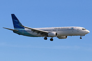Boeing 737-8U3/WL (PK-GMX)