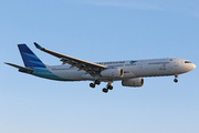 Airbus A330-343E (PK-GPY)