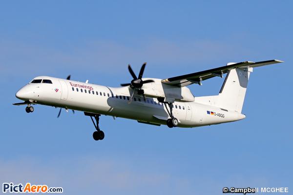 De Havilland Canada DHC-8-402Q Dash 8 (Eurowings)