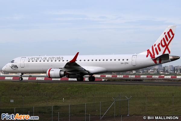 Embraer ERJ-190-100IGW 190AR (Virgin Australia)