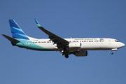 Boeing 737-86N/WL (PK-GNN)