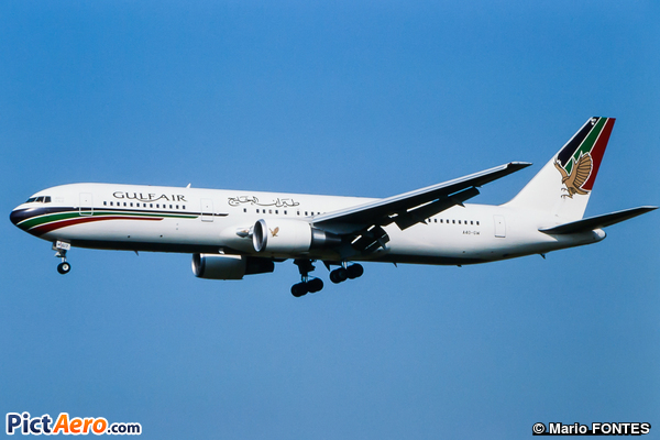 Boeing 767-3P6/ER (Gulf Air)