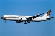 Boeing 767-3P6/ER (A40-GW)