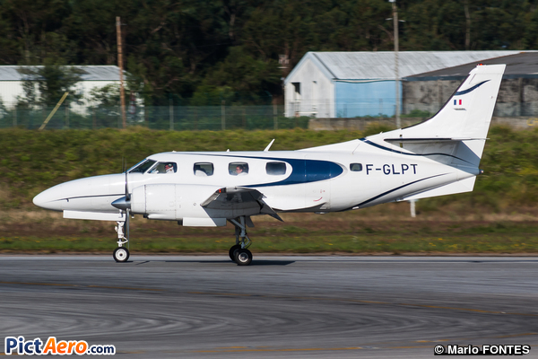 Swearingen SA-26 Merlin II (Airlec Air Espace)