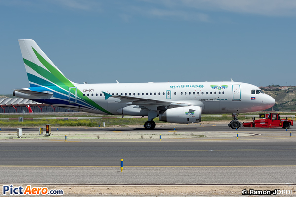 Airbus A319-131 (Lanmei Airlines)