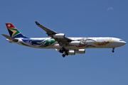 Airbus A340-313X (ZS-SXD)