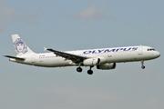 Airbus A321-231 (SX-ABQ)