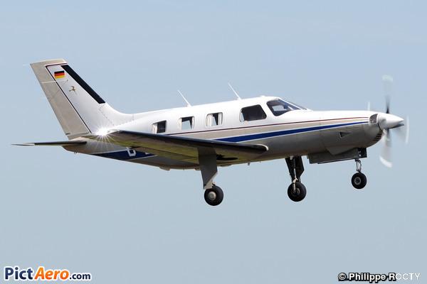 Piper PA-46-310P (Privé)