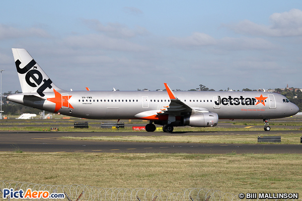 Airbus A321-231/WL (Jetstar Airways)