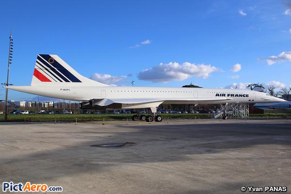 Aérospatiale/BAC Concorde (Air France)