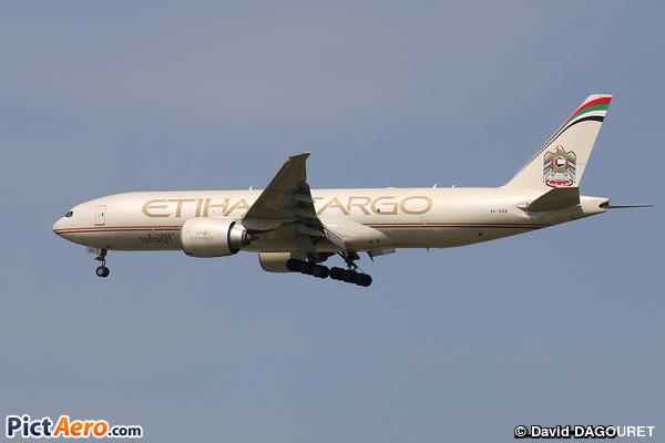 Boeing 777-FFX (Etihad Crystal Cargo)