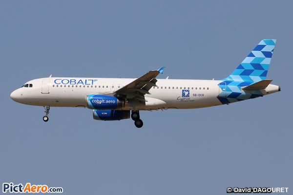 Airbus A320-232 (Cobalt Air)