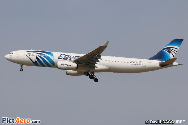 Airbus A330-343 (EgyptAir)
