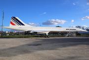 Aérospatiale/BAC Concorde - F-BVFC