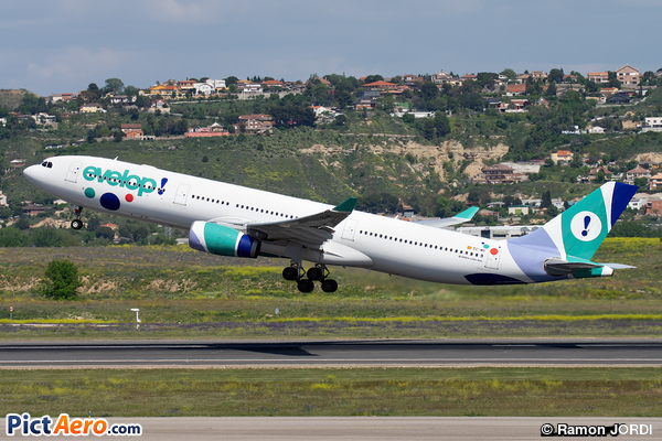 Airbus A330-343 (Evelop Airlines)