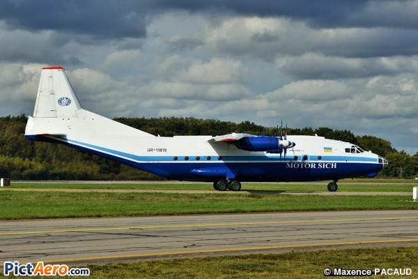 Antonov An-12BP (Motor Sich Airline)