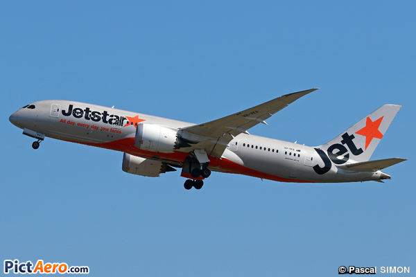Boeing 787-8 Dreamliner (Jetstar Airways)