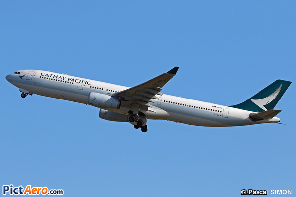Airbus A330-343X (Cathay Pacific)